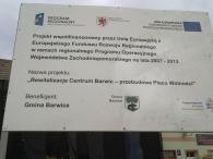 Rewitalizacja Placu Wolności w Barwicach
